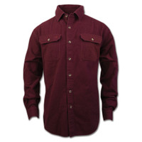Arborwear Timber Chamois - Maroon