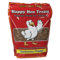 Mealworm Frenzy Chicken Treats 30oz