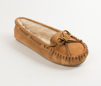 Minnetonka Women Cally moc - Cinnamon