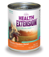 Health Extension Chunky Chicken Canned Dog Food 13.2oz