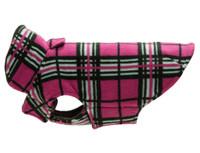 RC Pet Whistler Winterwear V2 -  Raspberry Tartan