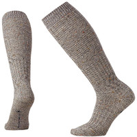 Smartwool Women's Wheat Fields Knee High Socks - Gray