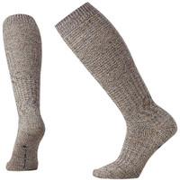 Smartwool Women's Wheat Fields Knee High Socks - Gray