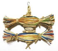 Java Wood Minties Bird Toy