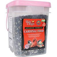 Wild Delight Cardinal Food Pail 13.5 lbs