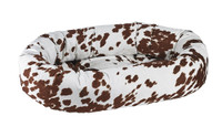 Bowsers Donut Bed Durango Microvelvet