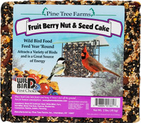 Fruit & Nut Seed Cake 2.5lb