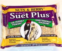 Suet Plus Nut & Berry Blend 11oz