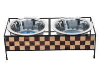 Luxe Craft Collection Diner Wood Chess