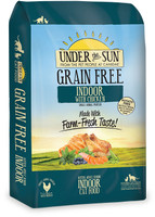 Canidae Under The Sun Grain Free Kitten, Adult, Senior Indoor Cat Food With Chicken