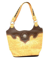 Blazin Roxx Western Handbag Womens Bucket Shoulder