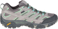 Merrell Woman Moab 2 Waterproof Drizzl Mint