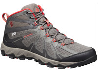 Columbia  Men's Peakfreak  XCRSN II XCEL MID OutDry Hiking Shoe - Gray