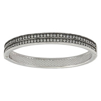 Montana Silversmiths A Stroll at Midnight Hinged Bracelet
