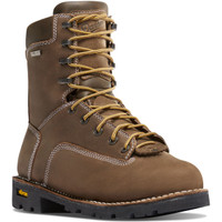 Danner Men's Gritstone 8in Waterproof AT Safety Toe  - Brown