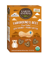 Earth Animal Fairground's Best – Coconut & Peanut Butter Treats