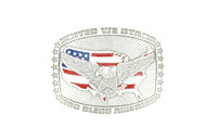 USA Eagle Buckle