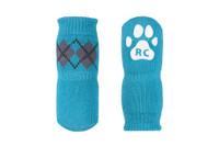 Pawks Dog Socks Blue