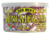 Zoo Meds Can O' Mini Mealies 1.2oz