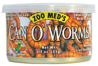 Zoo Meds Can O' Worms 1.2oz