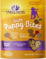 Wellness Puppy Bites Lamb & Salmon Recipe Puppy Treats