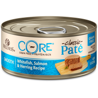 Wellness Core Whitefish, Salmon & Herring 5.5oz Canned Cat Food