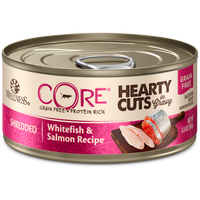 Wellness Core Hearty Cuts Whitefish & Salmon 5.5oz Canned Cat Food