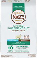 Nutro Limited Ingredient Diet Adult Large Breed Dry Dog Food Lamb & Sweet Potato Recipe Dry Dog Food