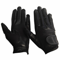 TuffRider Children's Leather Summer Gloves