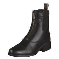 Ariat Women's Heritage III Zip  Paddock Boots - Black