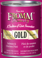 From Gold Salmon Pate Canned Dog Food