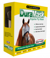 Durvet DuraMask Equine Fly Mask with No Ears