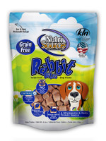 Nutrisource Grain Free Rabbit Bites Dog Treat 6oz