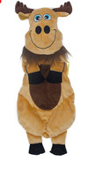 "Outward Hound Squeakimals Moose 21"" Dog Toy"