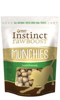 Instinct Raw Boost Munchies Lamb Freeze-Dried Dog Treat