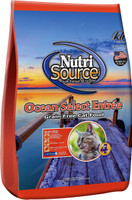 NutriSource Ocean Select Entrée Grain Free  Dry Cat Food