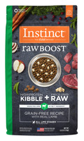 Instinct Raw Boost Grain-Free Recipe with Real Lamb Formula Dry Dog Food