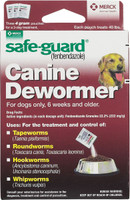 Safeguard Dog Dewormer 3pk
