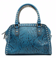 Blazin Roxx Western Hand Bag Turquoise