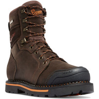 Danner Men's  Trakwelt Waterproof Composite Toe - Brown
