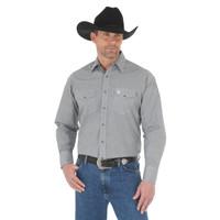 Wrangler Men's George Strait Long Sleeve Shirt