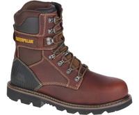 Cat Men'sIndiana 2.0 Steel Toe Work Boot - Brown