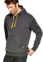 Ariat Men's Rebar Hoodie Charcoal