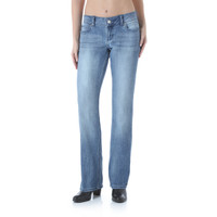 Wrangler Women's Boot Cut Med Wash