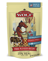 My Little Wolf Pork Pleaser Recipe Dog Treats