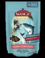 My Little Wolf Salmon-Licious Recipe Dog Treats