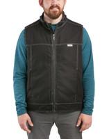 Wolverine Men's Porter Sherpa Vest Black