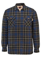 Wolverine Men's Marshall Shirt Jacket Plaid