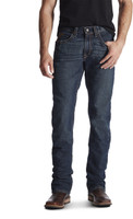 Ariat Men's Rebar M5 Slim Straight Jean - Ironside