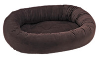 Bowser's Donut Bed Hickory - Dark Brown